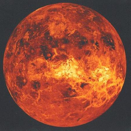 venus solar system in order - photo #13